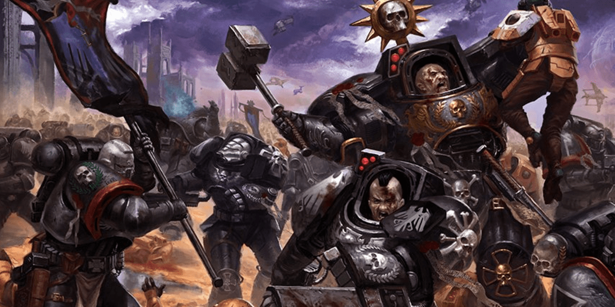 Warhammer Conquest 57: Raven Guard