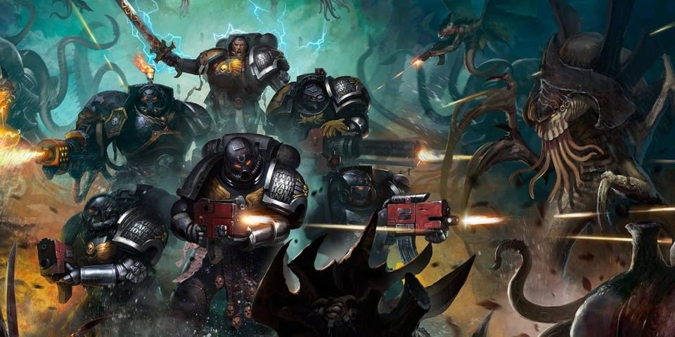 Warhammer Conquest 67: Deathwatch