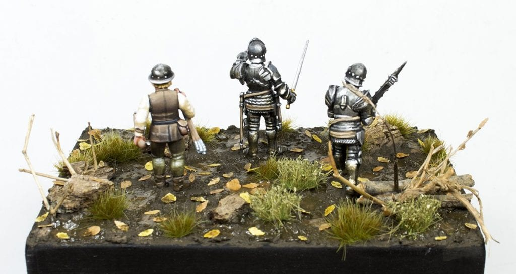 Diorama de Iván 2: Guerra de las rosas