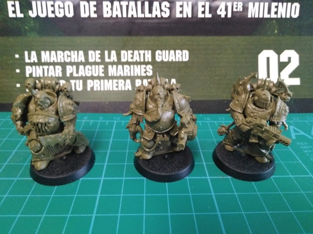 miniaturas de warhammer conquest 2