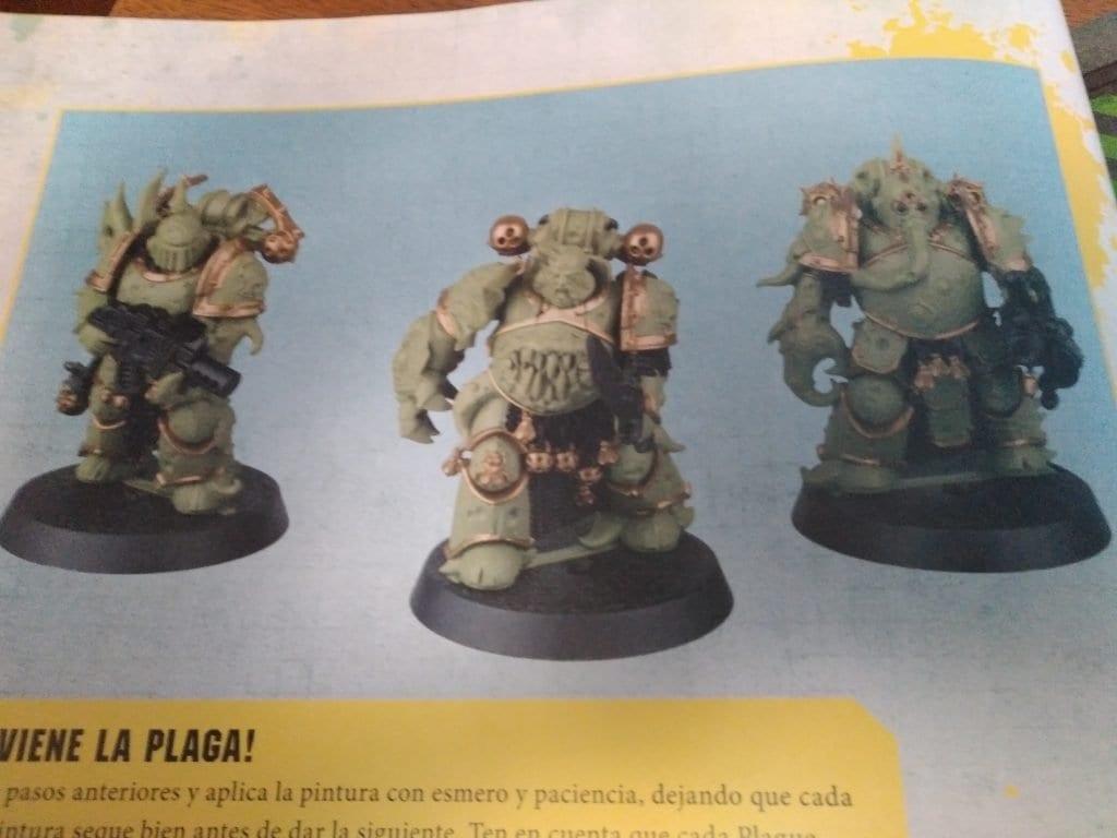 como pintar las miniaturas de warhammer conquest 2