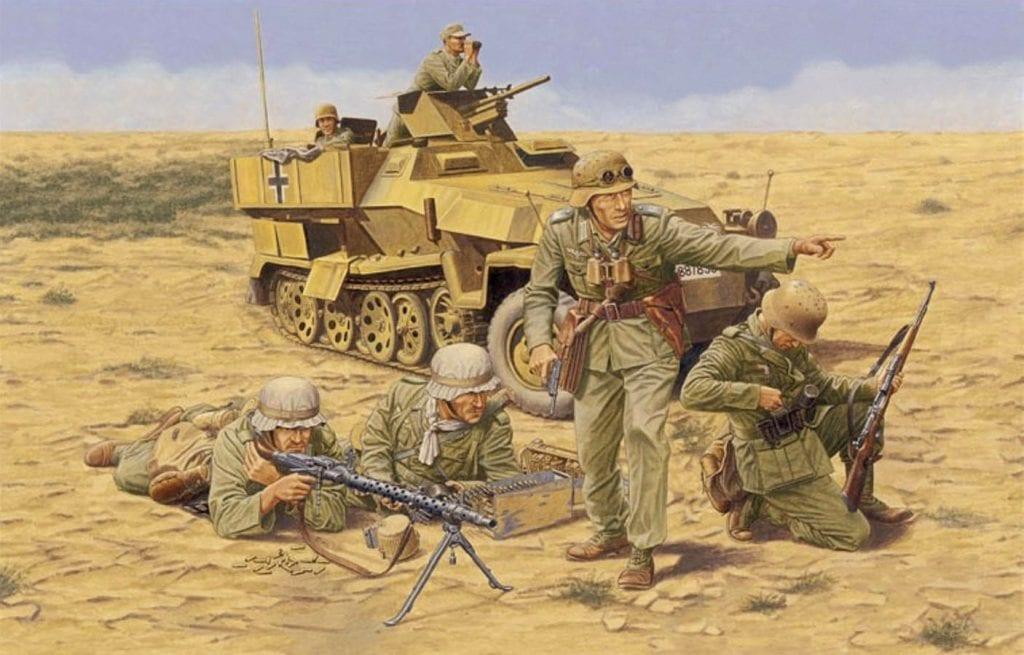 Uniforme Afrika Korps