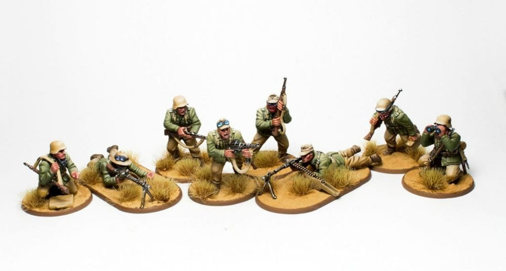 Afrika Korps Frontal