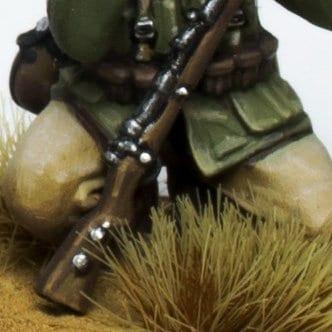 Cueros y marrones  Afrika Korps