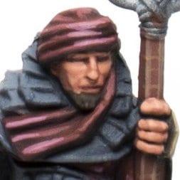 Cara guerrero haradrim 3