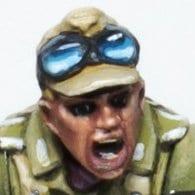 carne y gafas  Afrika Korps