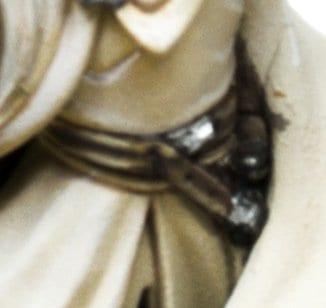 Cintos y abalorios de Gandalf el Blanco