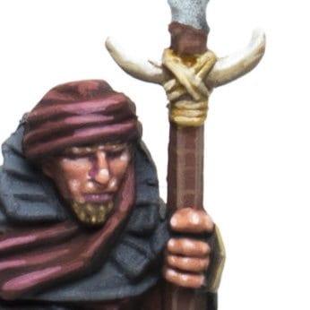 Cuerdas y huesos guerrero haradrim 2