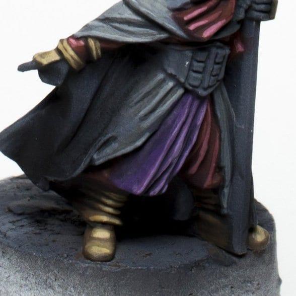 Cueros guerrero haradrim 2