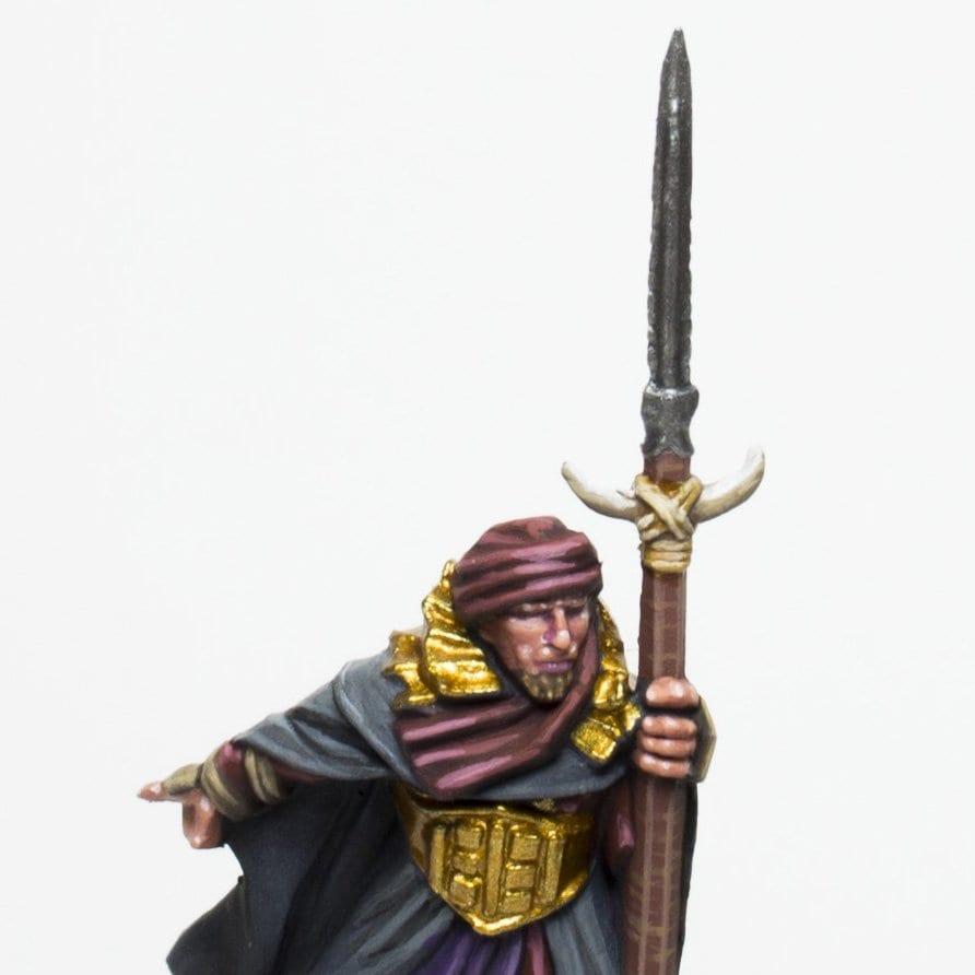 Metalizados guerrero haradrim 1