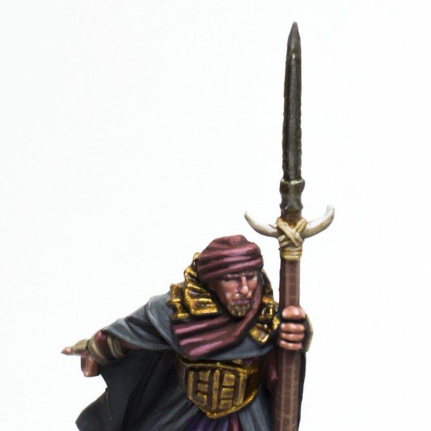 Metalizados guerrero haradrim 2