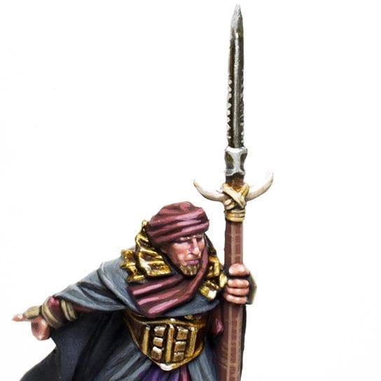 Metalizados guerrero haradrim 3