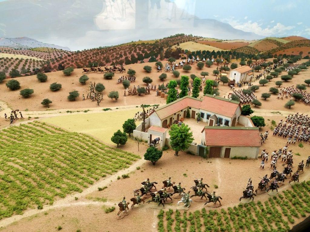 Miniaturas Jaca guerras napoleónicas
