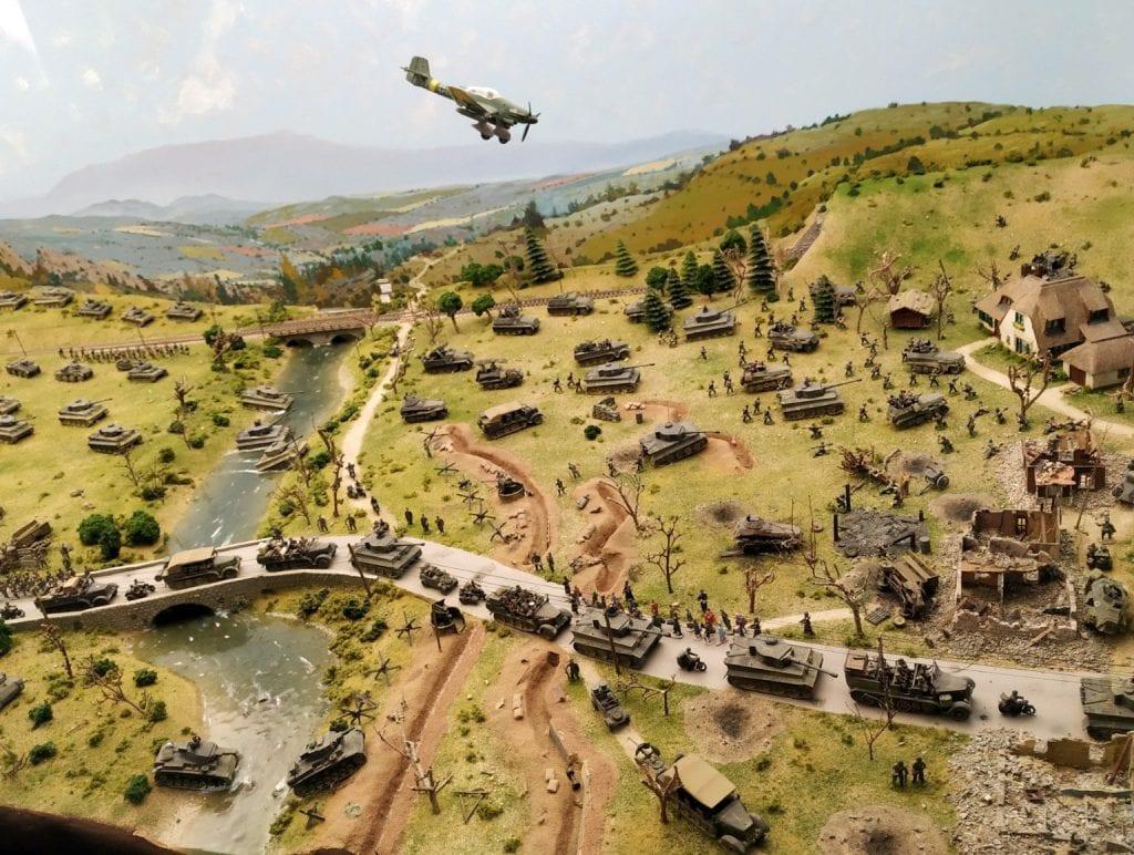Miniaturas Jaca segunda guerra mundial
