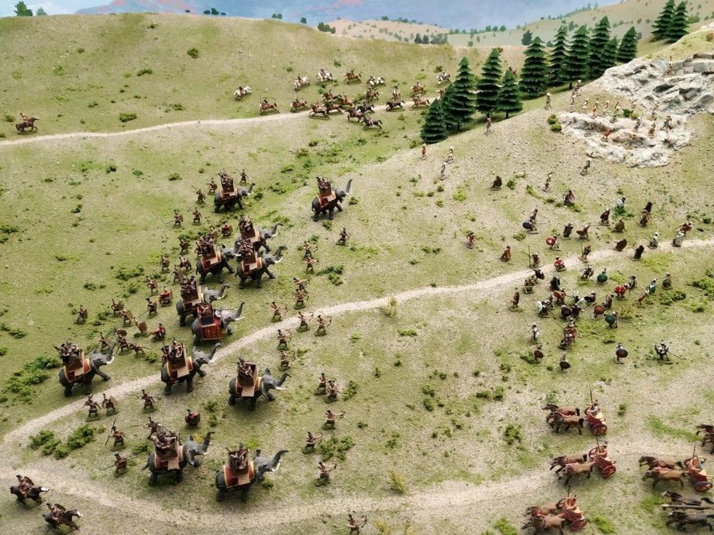 Miniaturas Jaca guerras púnicas