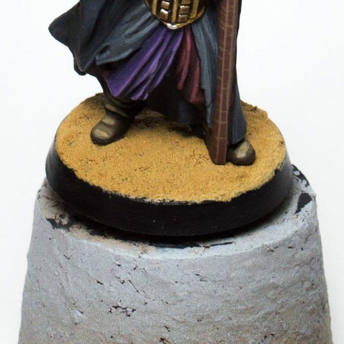 Peana guerrero haradrim 3
