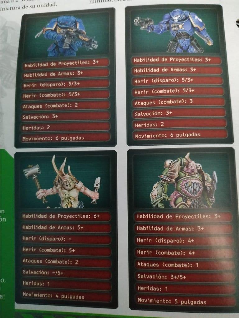 reglas miniaturas warhammer conquest