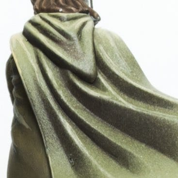 Capas de color verde