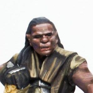 Piel exploradores Uruk hai