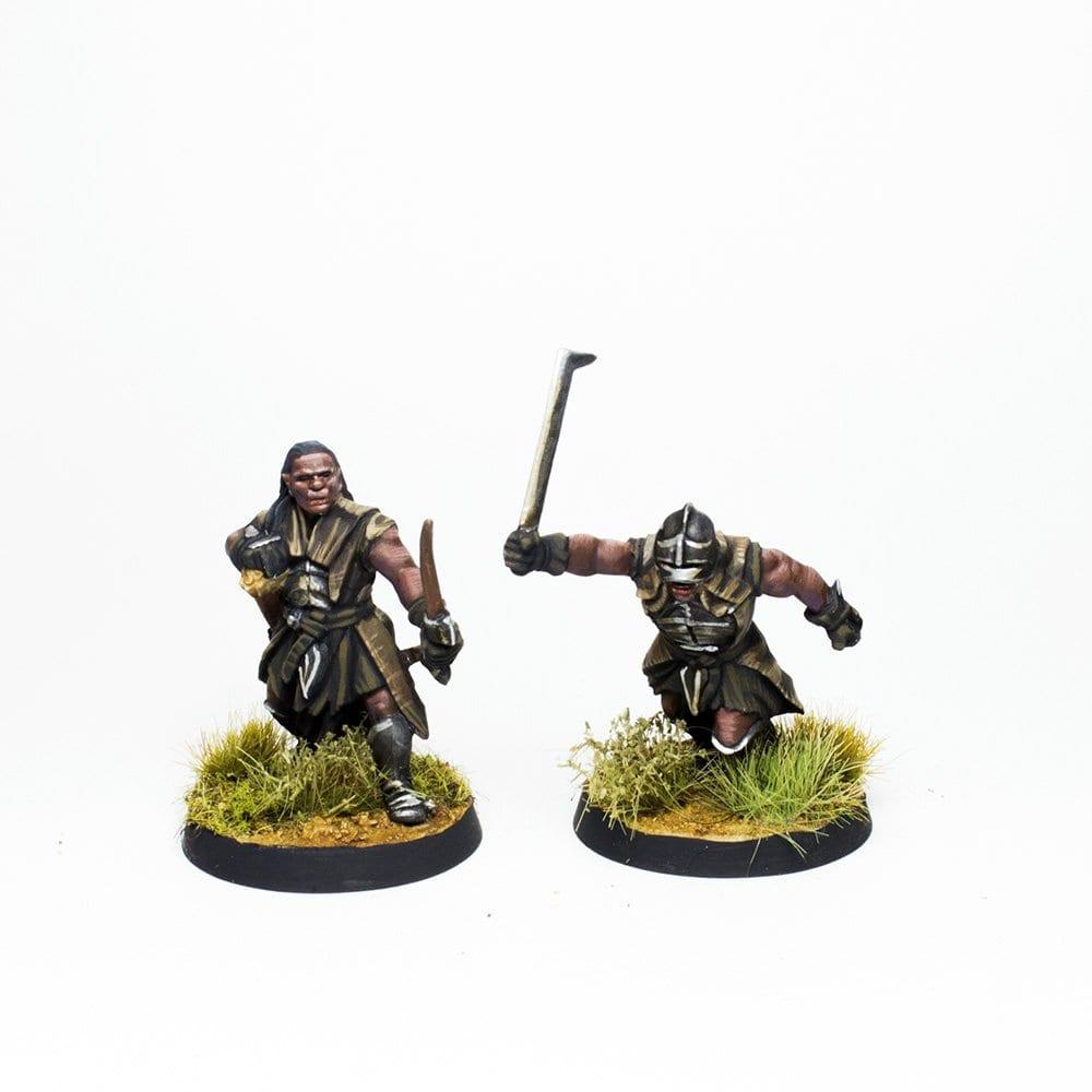 exploradores Uruk hai 1