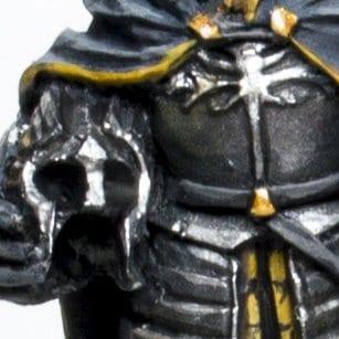 como pintar metalizado de gondor