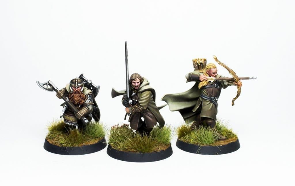 Tres Cazadores final frontal