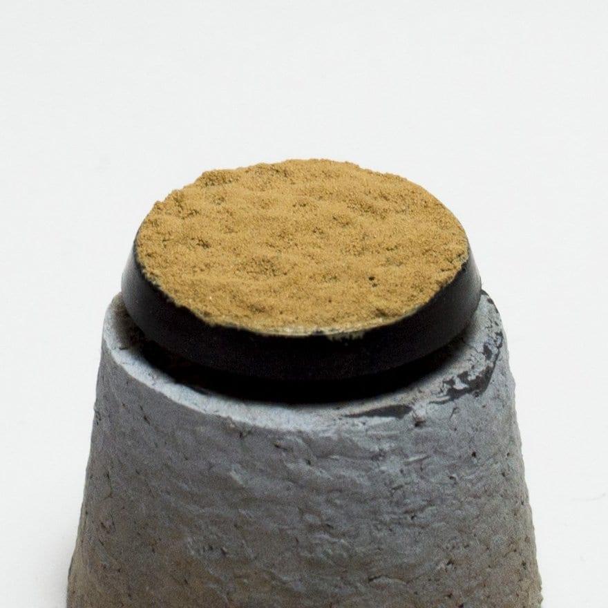 como hacer una peana desertica 2