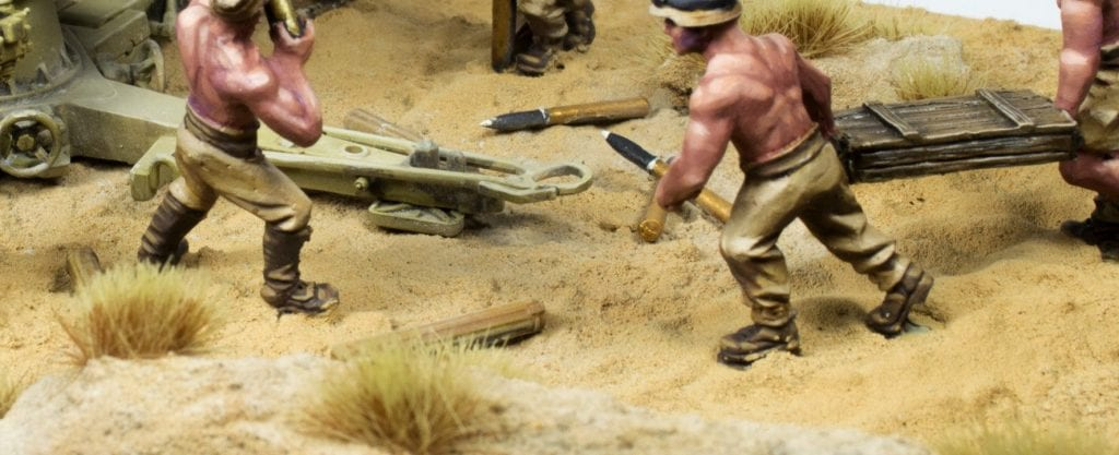 municion africa korps flak 36