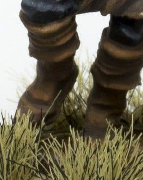 aragorn como pintar botas