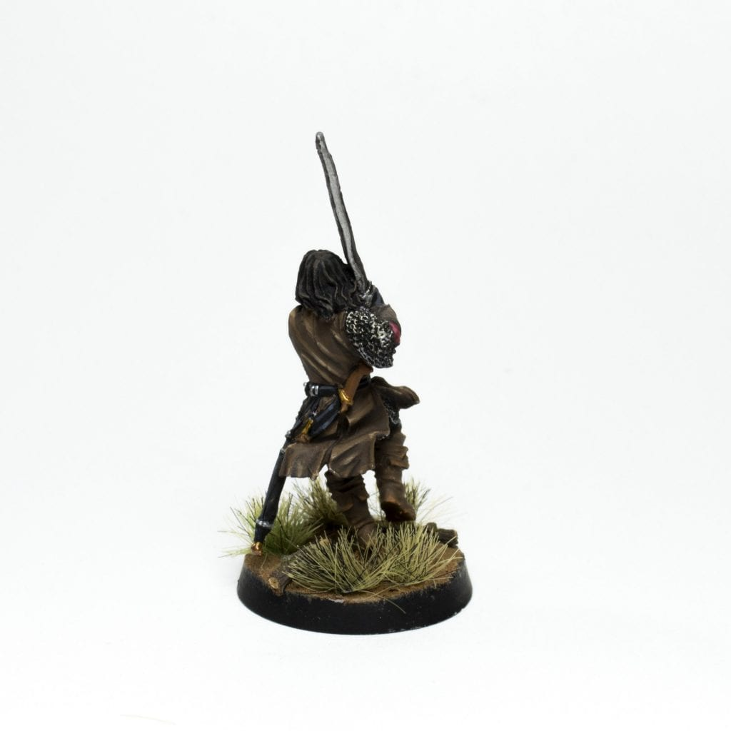 Aragorn abismo de helm deep