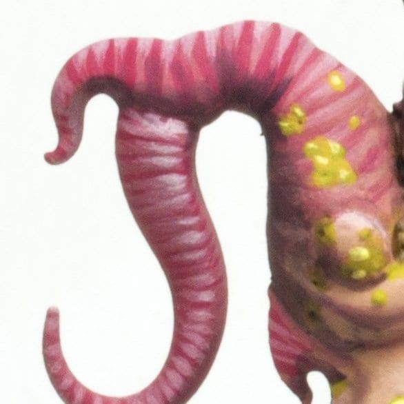 Pintar tentaculos poxwalkers