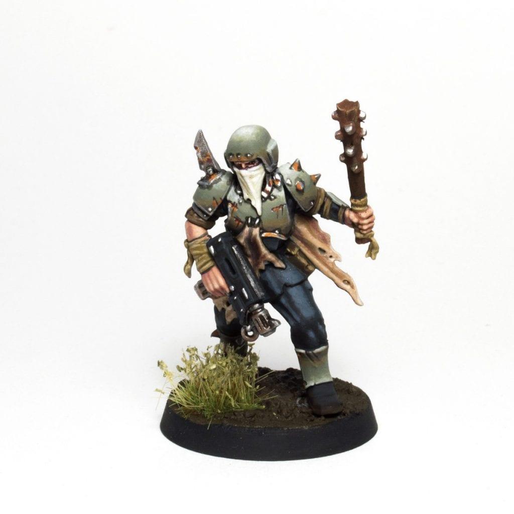 Traitor guard de blackstone fortress